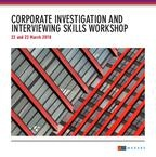 Mazars HK_Corporate Investigation & Interviewing Skills Workshop.pdf